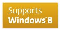 Support Windows 8