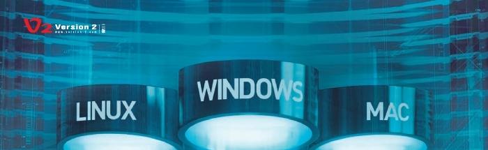 同一台電腦中 全部系統獲得最完善的安全防護
