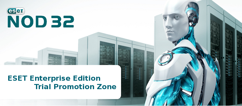 ESET Trial Promotion Zone