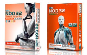 ESET NOD32 Renewal Packs