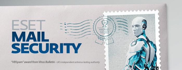 """VBSpam"" award from Virus Bulletin - UK's independent antivirus testing authority"