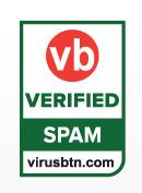VBSpam award