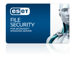 ESET File Security 6 for Microsoft Windows Server