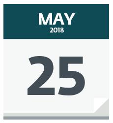 calendar due date GDPR