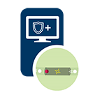 Icon: Network Attack Protection